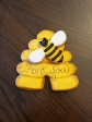 Bee Thankful! Tutorial Available, see cookies